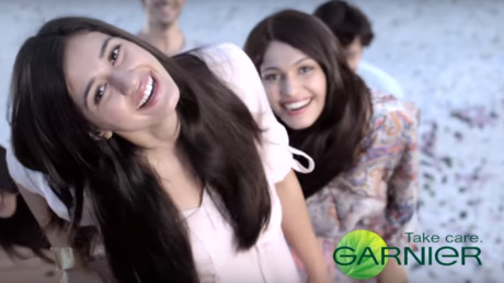 Campaign: Garnier Fructis Conditioner and Shampoo gallery