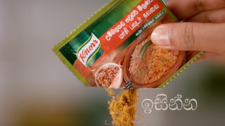 Campaign: Knorr Maldives Fish SriLankan Dishes  gallery