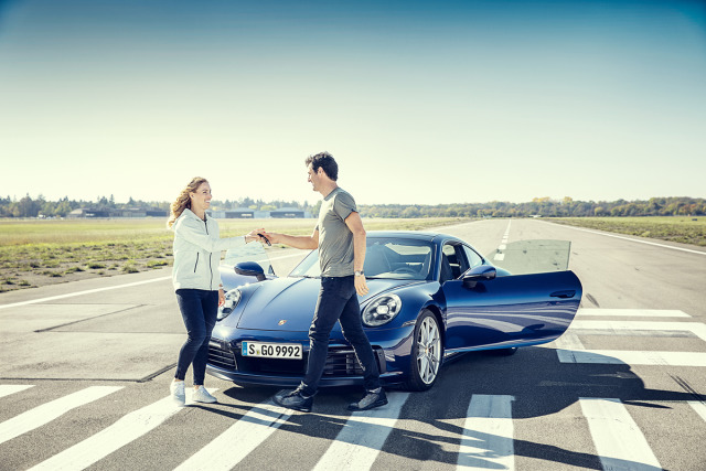 Angelique Kerber and Mark Webber for Christophorus Magazine  gallery