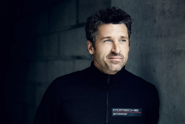 Patrick Dempsey for Porsche Motorsport gallery