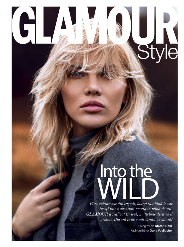 Gabriela Iliescu for Glamour Magazine gallery