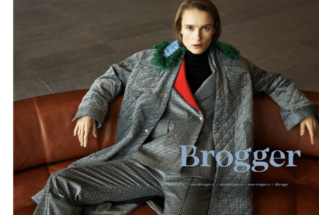Broegger - Autumn/Winter 2018 by Oliver Knauer gallery