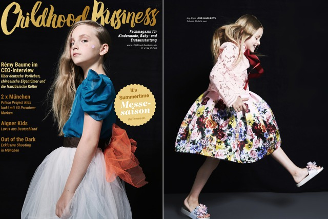 Magazine: Childhood Business  gallery