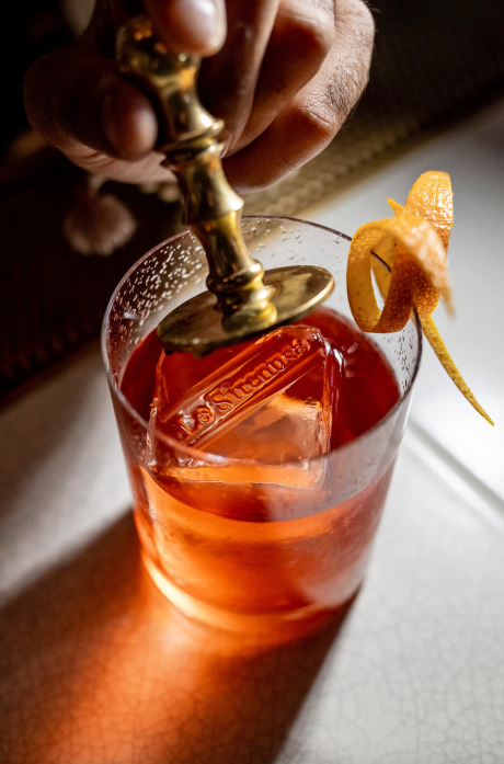 Blend Negroni by Valentino Longo, Four Seasons, Miami, US gallery