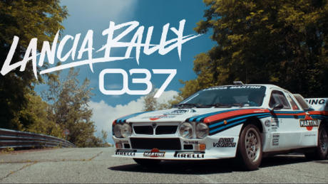 Lancia Rally 037 - All the numbers of a legend gallery