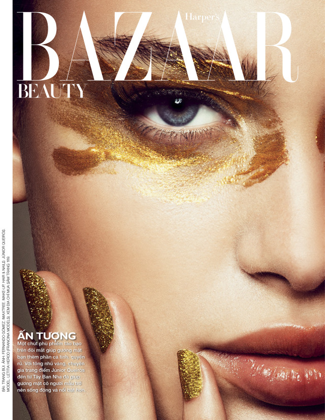 Magazine: Harper's Bazaar Beauty gallery