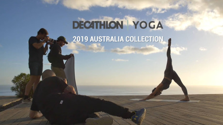 Client: Decathlon / Yoga gallery