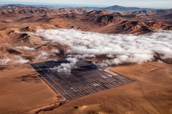 J.Stillings: Aerials of Atacama desert gallery