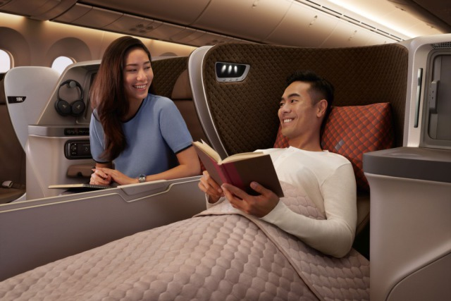 Client: Singapore Airlines gallery