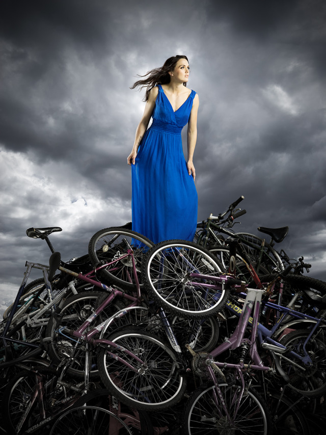 Photographer: Adam Lawrence feat. Victoria Pendleton  gallery