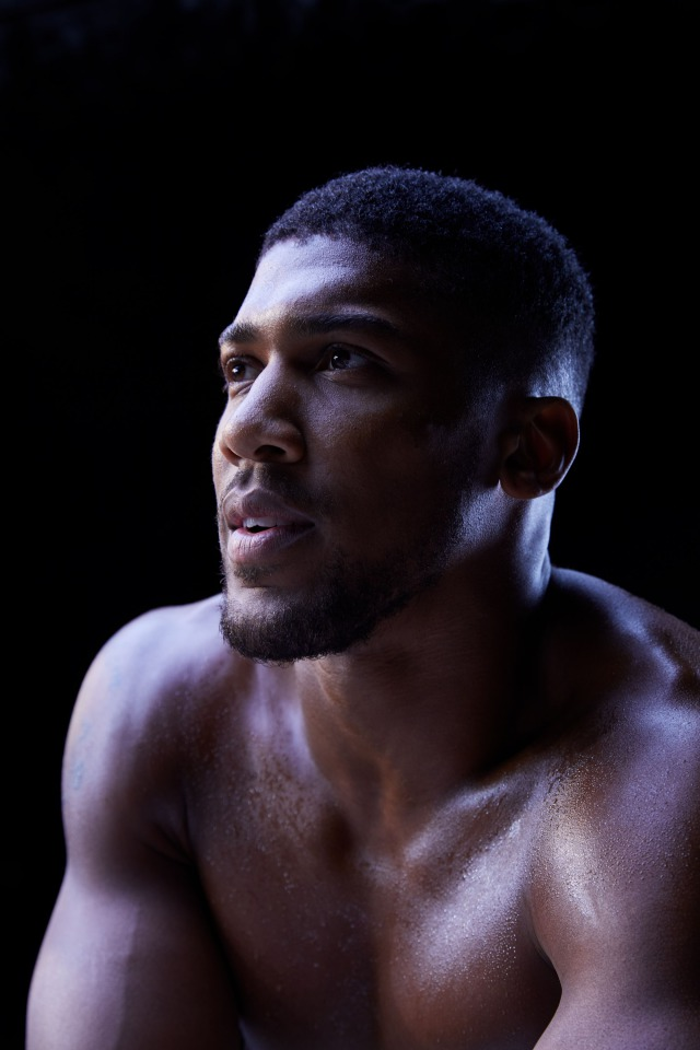 Anthony Joshua gallery
