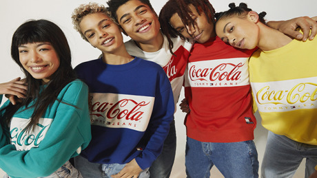 Tommy Jeans x Coca Cola  gallery