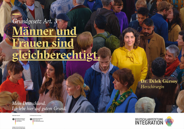Client: Deutschlandstiftung Integration (DSI) gallery