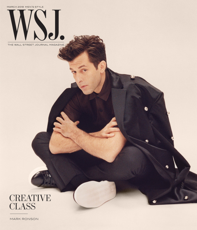 Magazine: WSJ Magazine | Mark Ronson gallery