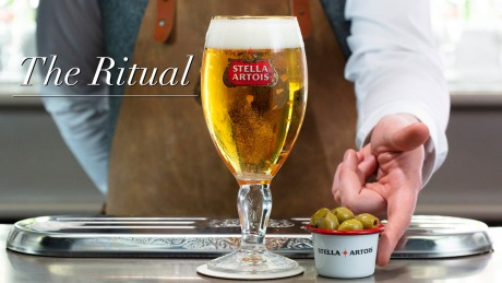 Stella Artois Draught Masters | The Ritual (Director's Cut) gallery