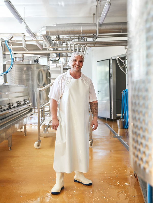 Bavarian cheesemakers for Mazda gallery