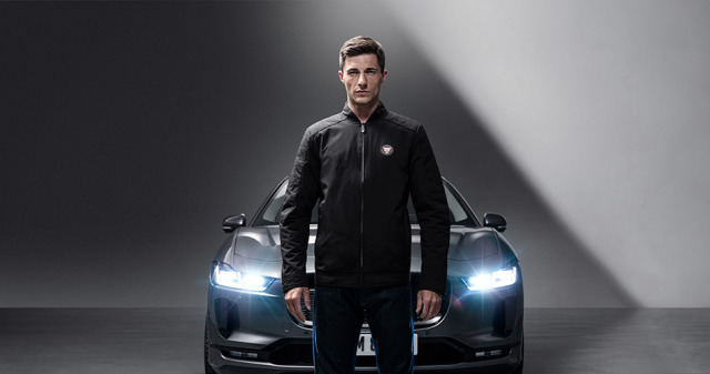 Shot in the UK for Jaguar apparel in conjunction with the iPace gallery