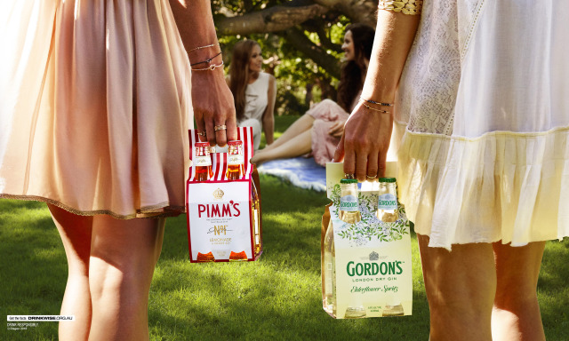Campaign: Diageo Pimms gallery
