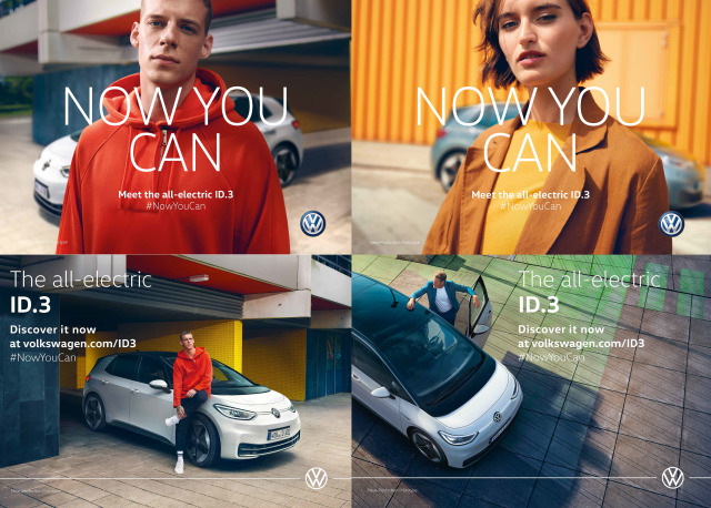 Campaign: VW ID3  gallery