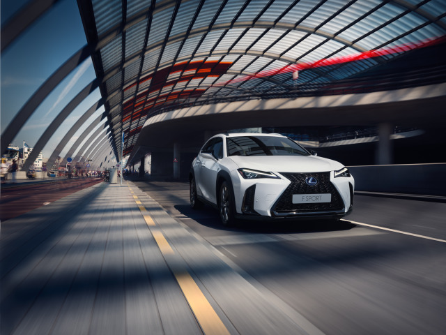 Lexus UX and LX gallery