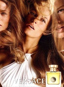 Edita for Versace Parfum by Mario Testino gallery