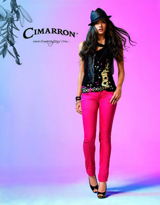 Client: Cimarron Jeans spring summer 2008  gallery
