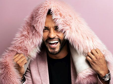Portraiture and Celebrity Photography Spotlight Cover by Corey Nichols - feat. Ricky Whittle