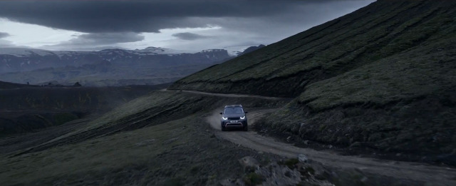Still from Land Rover Discovery SVX Commercial gallery