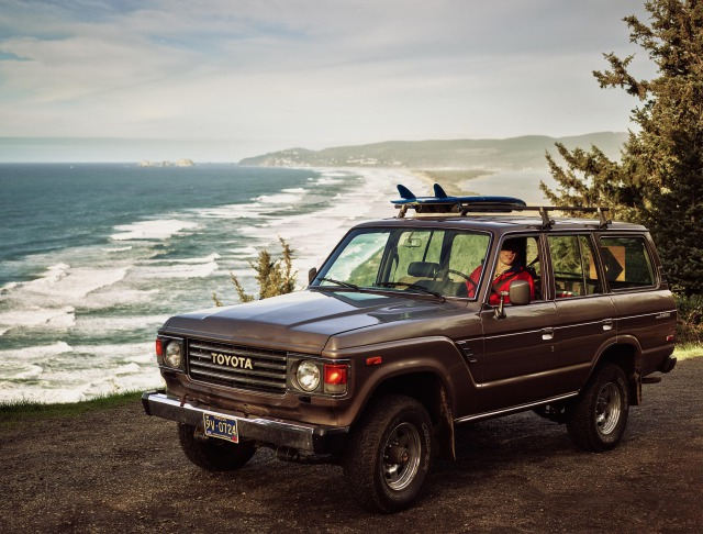 Personal Work: Toyota Land Cruiser gallery