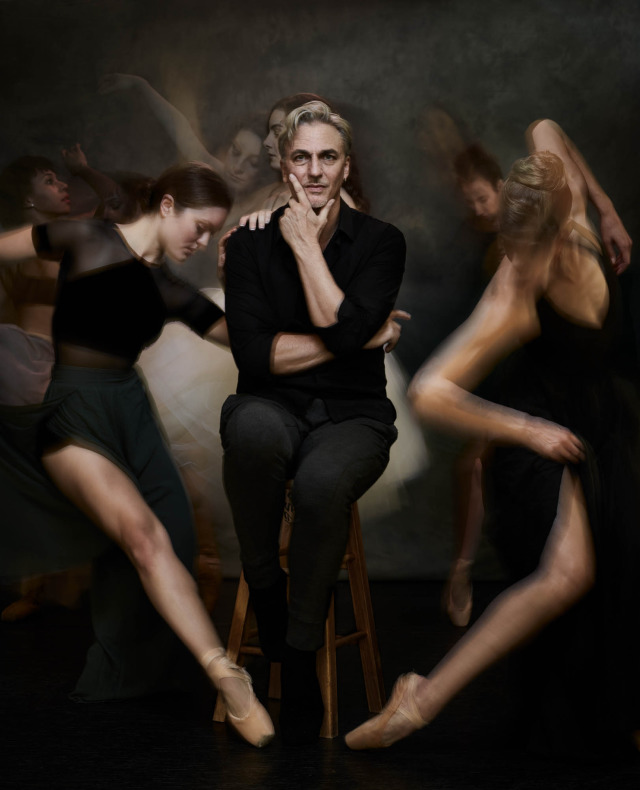 Choreographer Alexandre Proia and his dancers gallery