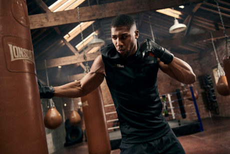 Photographer: Oliver Suckling for Bulk Powders - feat. Anthony Joshua gallery