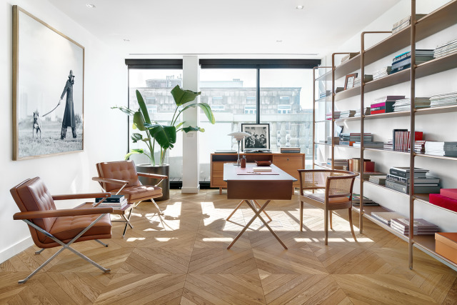 Vogue Poland offices designed by Maria Murawsky gallery