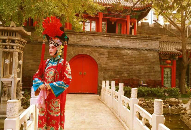 Location: Beijing Opera House, China  gallery