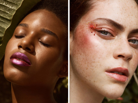 Selfridges S/S 2019 Beauty Campaign by Gary Didsbury gallery