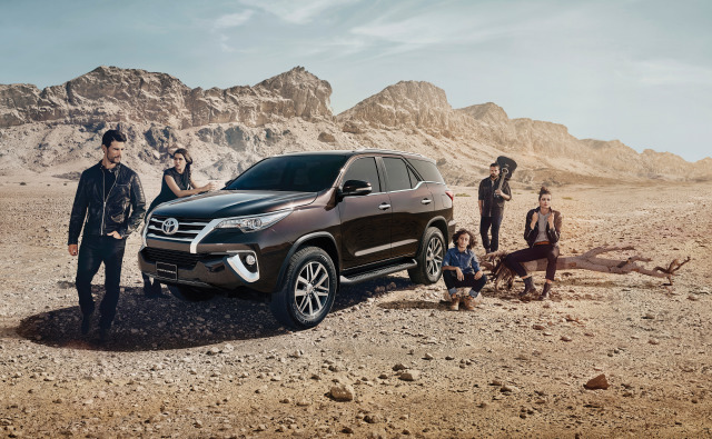 Photographer: Adam Browning Hill for Toyota Fortuner gallery