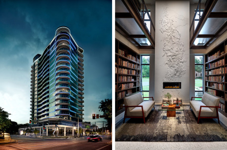 One Uptown Building - Humphreys and Partners Architects / Private Residence – Bennett Benner Partners Architects gallery