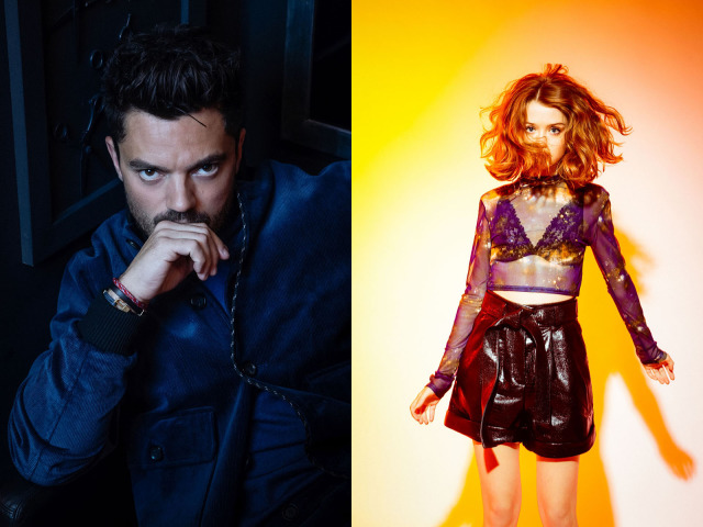 Dominic Cooper / Maisie Peters gallery
