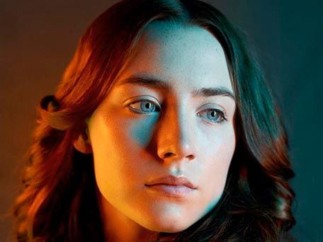 Portraiture and Celebrity Photography Spotlight Cover by Perry Curties, feat. Saoirse Ronan