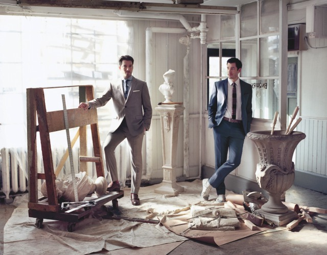 The Property Brothers for Tommy Hilfiger gallery