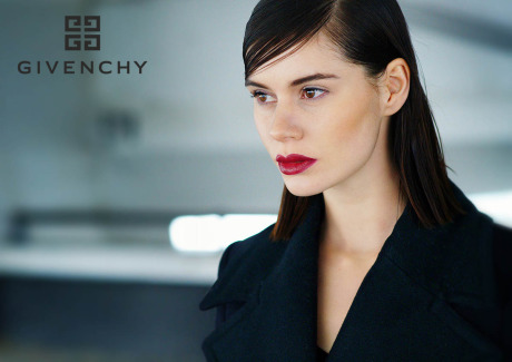 Client: GIVENCHY gallery