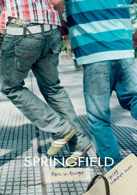 Client: Springfield. Catalogue gallery