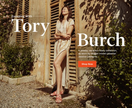 Client: Tory Burch gallery