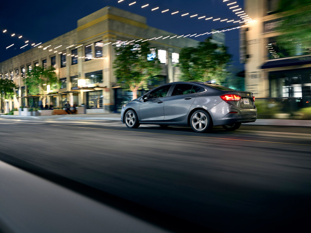 Chevy Cruze gallery