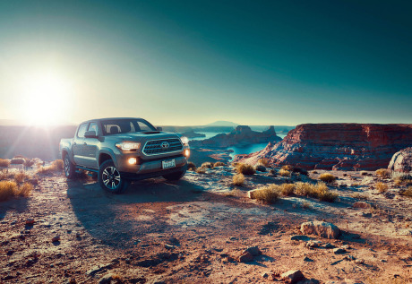 Toyota – Get dirty or go home gallery