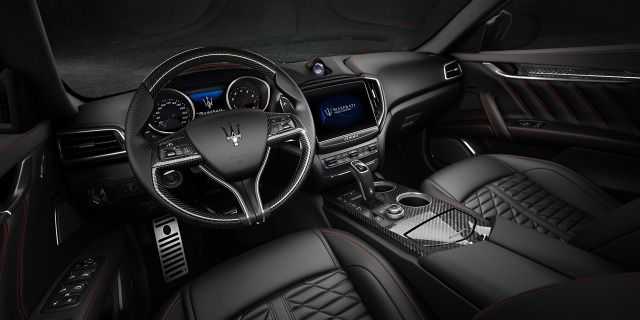 Maserati Ghibli GranSport MY19 gallery