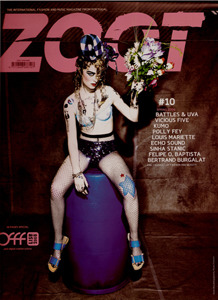 Client: Zoot Magazine gallery