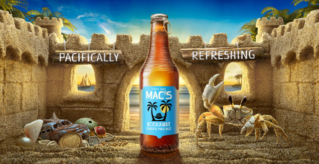 Client: Mac's Beer gallery