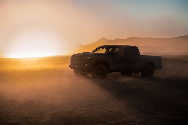 Toyota Tacoma TRD Pro gallery
