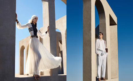 Harper's Bazaar US by Txema Yeste for Alana Company gallery