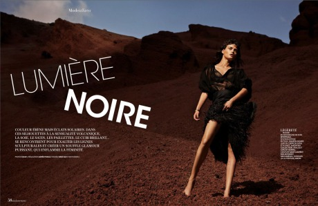 Editorial: Madame Figaro January '20 gallery